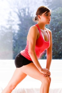 woman weight gain