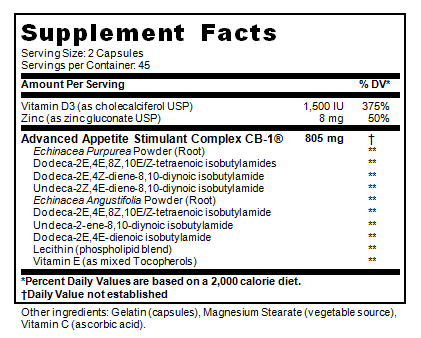 cb-1 ingredients